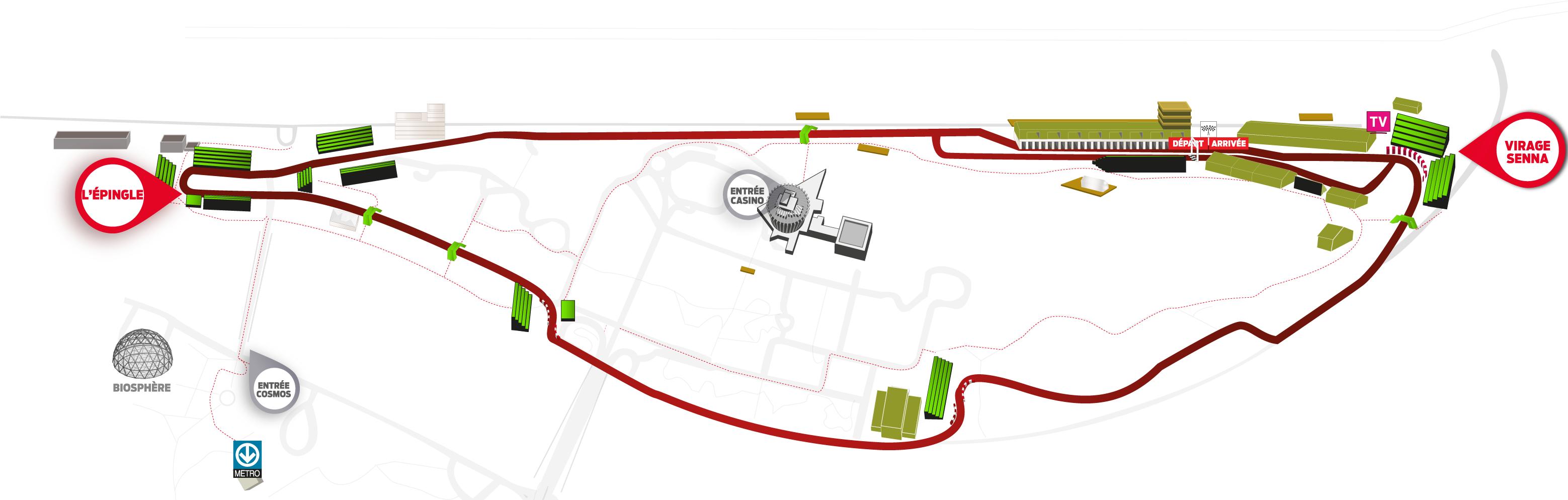 Tickets Amp Suites Formula 1 Grand Prix Du Canada