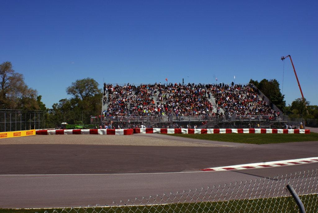 Grandstand 31 Formula 1 Grand Prix Du Canada Circuit
